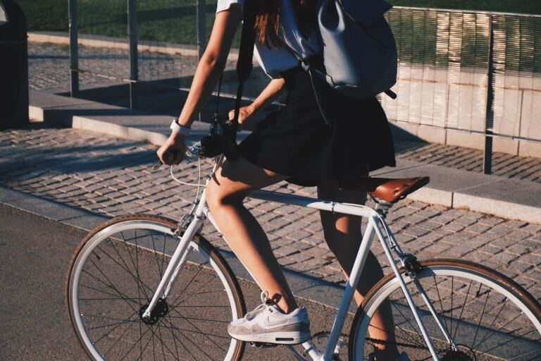 6 Top Tips for Riding Your Bike on Campus